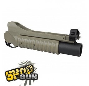 Lance grenade M203 Tan court Light Weight