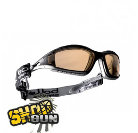 Lunettes protection tactique BOLLE Tracker Jaune