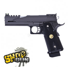 Hi-capa 5.1B Dragon Fullmetal Blowback - Gaz