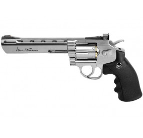 DAN WESSON 6 pouces chrome CO2 4.5mm