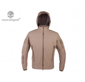 EMERSON OUTDOOR LIGHT TACTICAL SOFT SHELL JACK-DESERT-TAILLE M