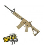 Magpul PTS M4 Moe Tan/Dark Earth