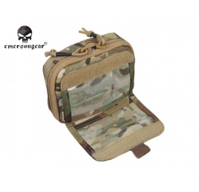 Admin Multi-purpose Map Bag EMERSON - Highlander MC