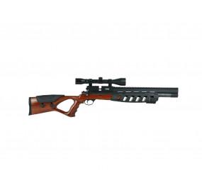 Carabine Reaper 5.5 mm PCP 19,5 J avec lunette