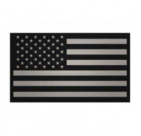 Patch US Flag TAN LPT