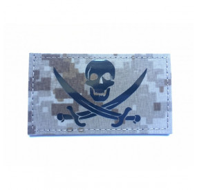Patch Calico Jack AOR1 Fieldcut Reflective LPT