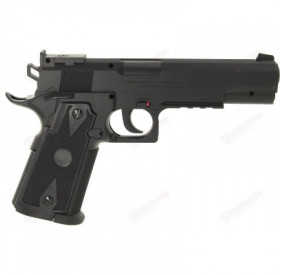 SWISS ARMS P1911 match CO2 semi-auto 4.5mm
