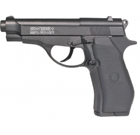SWISS ARMS P84 CO2 4.5mm plombs full metal semi-auto