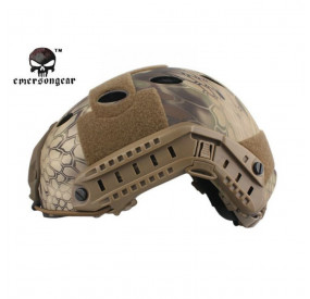 Casque tactique EMERSON Fast type PJ - Highlander