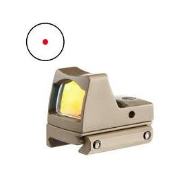 RMR Point Rouge LED Desert