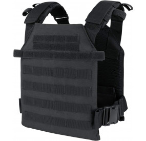 Sentry Plate Carrier Black CONDOR