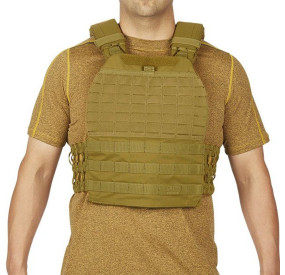 TACTEC Plate Carrier Sandstone