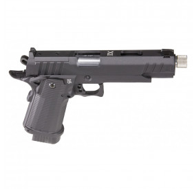 PRE ORDER PISTOLET CO2 BLOW BACK LUDUS XI ARGENT SECUTOR