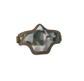 Masque grillagé Strike G2 MULTICAM