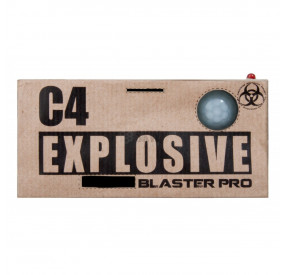 C4 Explosive blaster Pro