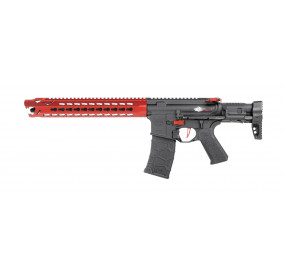AEG AVALON LEOPARD CARBINE ROUGE - VFC