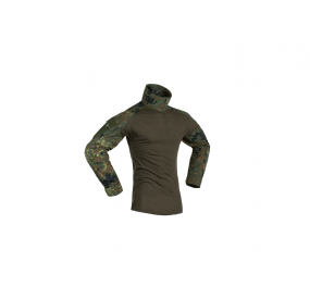 COMBAT SHIRT INVADER GEAR FLECKTARN - S