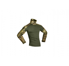 Combat Shirt Vegetato INVADER GEAR - M
