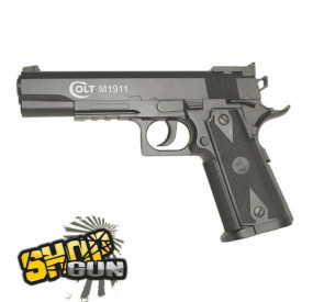 Colt 1911 Match CO² culasse fixe