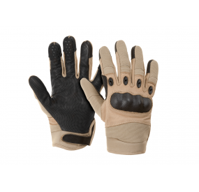 Gants d'assaut renforcés INVADER GEAR TAN - S