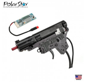 Polarstar Fusion Engine M4 Red Nozzle / red Poppet