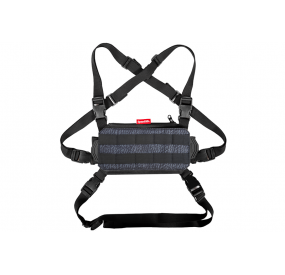 Chest Rig NCR Nucleus Pyrite Black - SPEEDQB