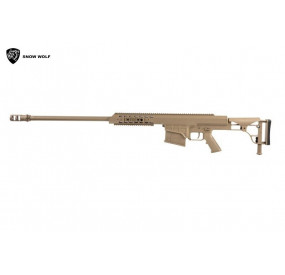 SW-016 Type Barrett M98B AEG Tan Snow Wolf