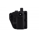 HOLSTER SWISS ARMS ADAPT-X LEVEL 3 BLACK