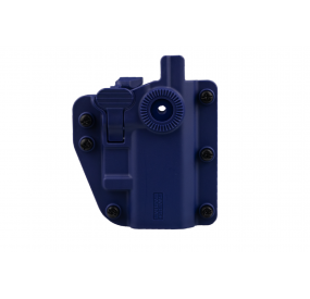 HOLSTER SWISS ARMS ADAPT-X LEVEL 3 BLUE / BLEU