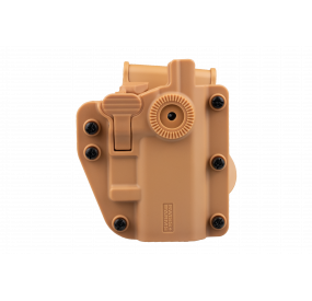 HOLSTER SWISS ARMS ADAPT-X LEVEL 3 COYOTE