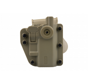 HOLSTER SWISS ARMS ADAPT-X LEVEL 3 RANGER GREEN
