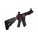 Colt M4 Blast Red Fox Full métal AEG Mosfet
