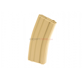 Chargeur M4 Realcap 30rds tan - Ares