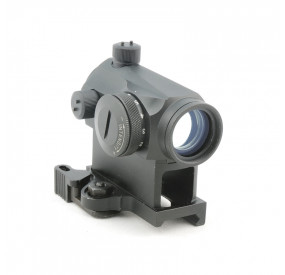 JJ AIRSOFT - Red dot type Micro T1 - Noir