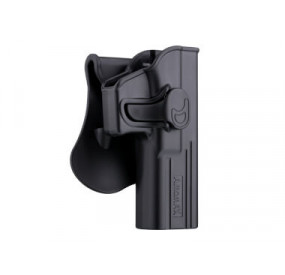 Holster rigide pour Glock 17 Amomax