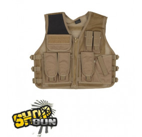 Veste Tactical Tan Recon