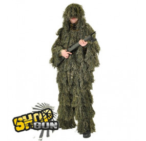 Ghillie Polyester