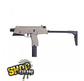 MP9-A3 B-T Desert Gaz blowback Culasse Metal