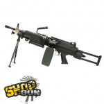 M249 Paratrooper avec Ammobox 2500 billes