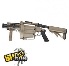 Lance Grenade GLM 6 coups ICS Desert