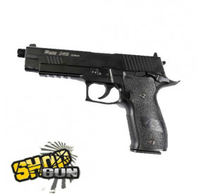 Sig Sauer X-Five Blackwater Fullmetal Co²