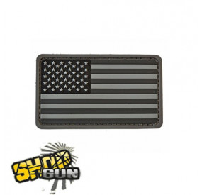 Patch Drapeau US PVC SWAT