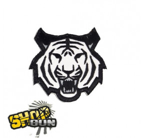 Patch velcro tiger Head SWAT