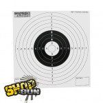 50 cibles carton 14X14cm