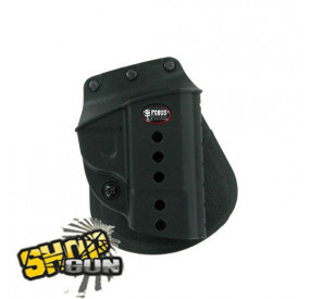 Holster FOBUS new design droit paddle S&W M&P40