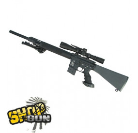 "20"" Free Float Heavy Barrel SR"