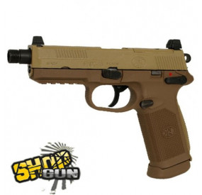 FN FNX .45 Tactical blowback Tan