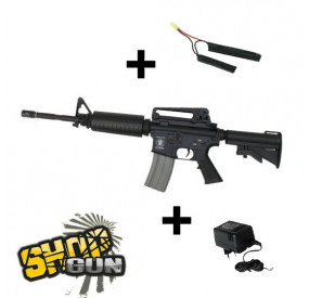 M4 Blowback Sportline Carbine APS