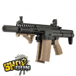 M4 Shield K.BAW-PRO BO Shorty Blowback TAN
