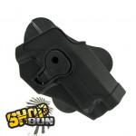 Holster CQC 360° paddle P220/P225/P226/P228/P229/P762 droitier